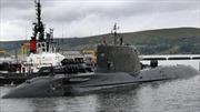 Tây Ban Nha yêu cầu Anh giải thích vụ va chạm tàu hạt nhân