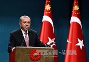 Quân đội Thổ Nhĩ Kỳ sẽ được tái cơ cấu sau đảo chính