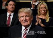 Ông Trump chấp nhận đề cử của đảng Cộng hòa