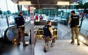 Vụ xả súng ở Đức: 1 nghi can khủng bố tự sát