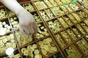 Xu hướng giảm giá vàng đang chững lại