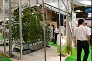 Triển lãm nhà kính và trồng trọt Nhật Bản thu hút doanh nghiệp