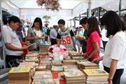 Đường sách TP Hồ Chí Minh tiêu thụ 240.000 bản sách