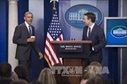 Ông Obama mong Quốc hội Mỹ thông qua TPP trong năm nay