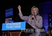 Bà Clinton cáo buộc Nga đột nhập mạng máy tính của DNC