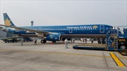 Vietnam Airlines điều chỉnh lịch bay do ảnh hưởng của bão số 2
