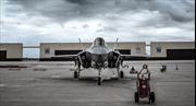 Phi đội F-35 đầu tiên của Không quân Mỹ sẵn sàng chiến đấu