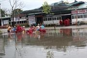 Hoàn lưu bão số 2 gây mưa lớn khắp Bắc Bộ