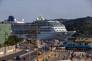 """Cuba, điểm """"nóng"""" mới của du lịch tàu biển"""