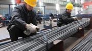 EU áp thuế chống bán phá giá thép Trung Quốc và Nga