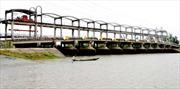 Thiếu vốn, dự án ngọt hóa sông Ba Lai trở thành ... mặn quá