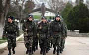 Ukraine có thể tái áp dụng chế độ nhập ngũ bắt buộc