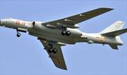 Trung Quốc điều máy bay ném bom tuần tra trái phép Biển Đông