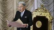 Nhật hoàng Akihito công bố video về ý định truyền ngôi cho Thái tử
