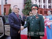Tăng cường hợp tác quốc phòng Việt Nam-Indonesia