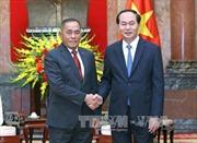 Chủ tịch nước tiếp Bộ trưởng Quốc phòng Indonesia