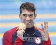 Thêm một HCV Olympic cho Michael Phelps