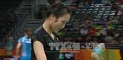 Cầu lông Olympic: Vũ Thị Trang thắng ngoạn mục