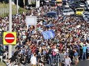 Trung Âu cần chiến lược chung về nhập cư