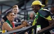 Usain Bolt thách đấu kỷ lục gia thế giới cự ly 400m