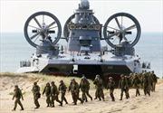 Nga tiến hành tập trận tại nhiều khu vực