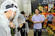 Lễ viếng, chia buồn với gia đình hai lãnh đạo tỉnh Yên Bái