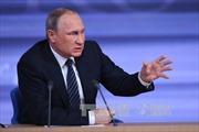 Ông Putin tuyên bố không cắt đứt quan hệ ngoại giao với Ukraine