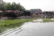 Giám sát chặt các cơ sở xả thải trên thượng nguồn hồ Dầu Tiếng