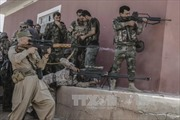 Không quân Iraq tiêu diệt 19 chỉ huy IS ở Mosul