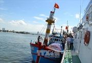 Tàu cá nổ bình ga, một ngư dân thiệt mạng