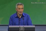 Thủ tướng Lý Hiển Long ngất khi phát biểu trên truyền hình