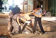 Iraq tước đai đánh bom liều chết của trẻ 12