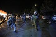 Đánh bom trường đại học Mỹ ở Afghanistan