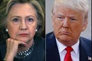 """Bà Hillary dẫn trước ông Trump tại những bang """"chiến địa"""""""