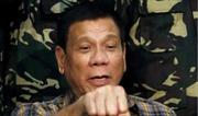 """Tổng thống Philippines tung cảnh báo """"đẫm máu"""" về Biển Đông"""