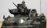 Thổ Nhĩ Kỳ điều thêm 4 xe tăng qua biên giới Syria