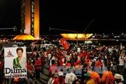 Người Brazil biểu tình phản đối luận tội bà Rousseff