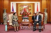 Nhân dân Lào tự hào trước thắng lợi và thành tựu của Việt Nam