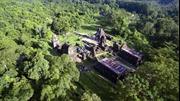 Độc đáo đền tháp Chăm ở Mỹ Sơn