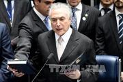 Brazil bất ngờ có Tổng thống mới