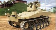 """""""Kalashnikov"""" chế tạo robot bánh xích mới cho quân đội"""