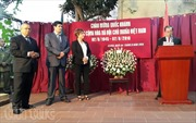 Kỷ niệm 71 năm Quốc khánh Việt Nam tại Algeria