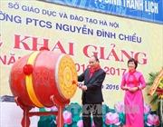 Thủ tướng Nguyễn Xuân Phúc dự khai giảng với học sinh khiếm thị