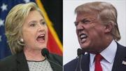 Ông Trump cam kết tranh luận trực tiếp cả 3 cuộc với bà Clinton