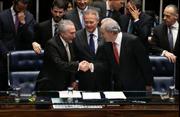 Bà Rousseff ra đi, khủng hoảng chính trị ở lại với Brazil