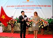 Kỷ niệm Quốc khánh Việt Nam tại Praha