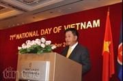 Tổng Lãnh sự Việt Nam tại Hong Kong và Ma Cao chiêu đãi mừng Quốc Khánh