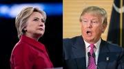Bà Hillary đang có số phiếu đại cử tri gần gấp đôi ông Trump
