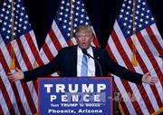 Ông Trump công bố kế hoạch xây dựng quân đội, chống IS
