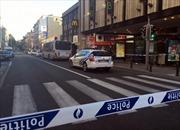 Tấn công bằng dao nhằm vào cảnh sát Brussels